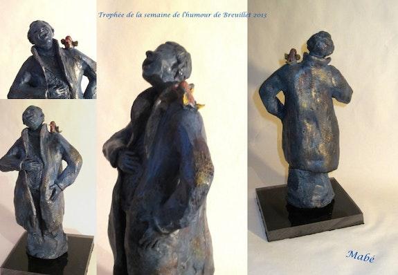 Alexandre de Bienheureux II. Mabé Mabé / Les Modelages Du Paradis