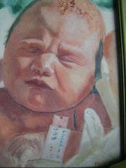 Le bébé. Catherine Cleary