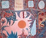 «Lever du soleil à Hawaï».. Fabrice Lemaréchal