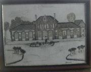 Gare de Luxueil. Jamart