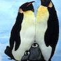 Les pingouins. Yokozaza