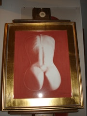 Nude from Behind. Jerry Ralya