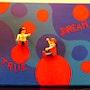 True dreams. Play-Art Christine Childs