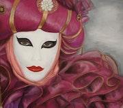 Mascara Veneciana. Ignacio Zuloaga