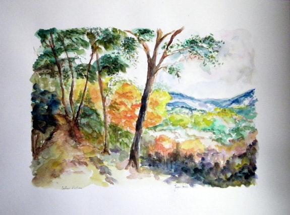 Couleurs d'automne. Jacques Dortel Jacques Dortel