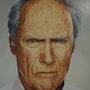Clint Eastwood. Christophe Daras
