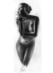 \ Desnudo haciendo perfil\. >. Diego Ernesto Puerari