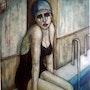 La baigneuse. Margo