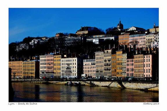 Lyon, bords de Saône. Nodens Nodens