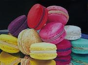 Les Macarons. Christophe Daras