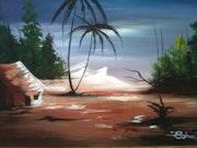 Jojomaga village. Ejisun Gbenga Taiye