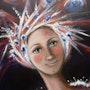 Le bal des Princesses (détail). Jermoline