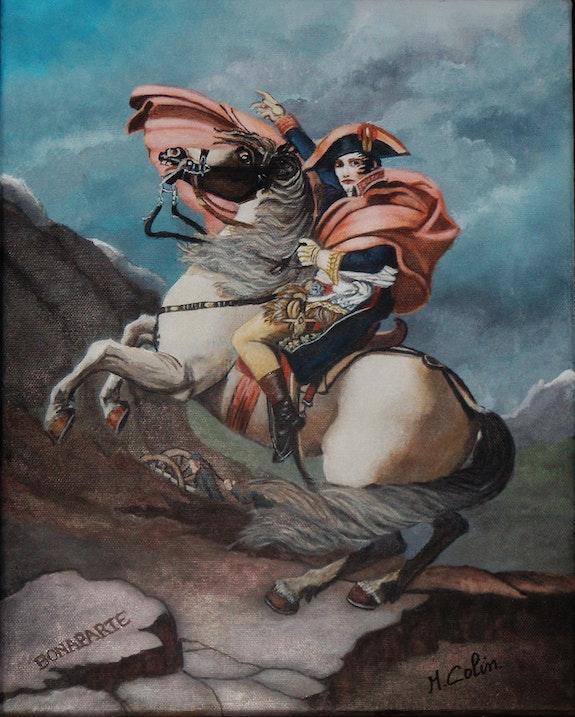 Napoléon Bonaparte. Marie Colin Marie Colin