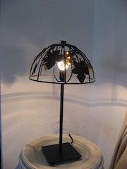 Lampe «vigneronne».