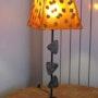 Lampe «orange». Henrim