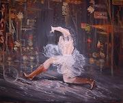 Pluies de lumière. Chantal Roussel Roggia
