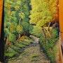 Pintando por Obaya (Colunga). Rafael Del Santo