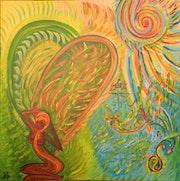 N°64 «Ma femme papillon» (24 01 13).