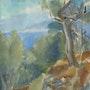 J. Villon, Paysage méditerranéen. Historien d'art, Archéologue; Chercheur Free-Lance (Er)