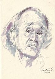 Peter Kurzeck - Schriftsteller.