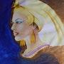 Reine d'Egypte. S. L