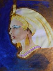 Reine d'Egypte.