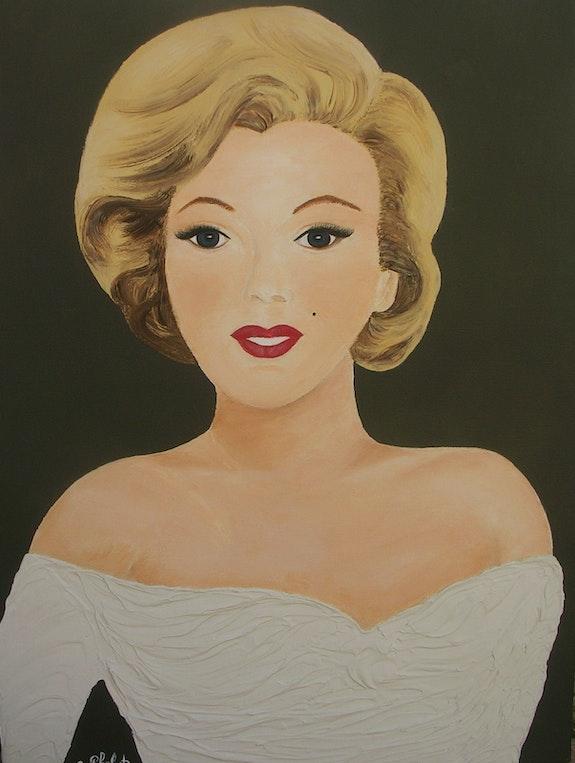 Marilyn for ever. Ghislaine Phelut-Sanchez Ghislaine Phelut