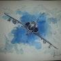Mirage III. Forangeart F. Baldinotti Peintre De l'air