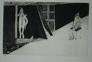 Recherches sur le rendu de la matière picturale. 6 Rue Asseline. Historien d'art, Archéologue; Chercheur Free-L.