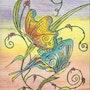 Papillons. Mariraff