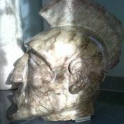 Sculpture marbre de Caunes.