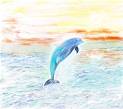 Le dauphin.