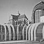 Les arcs-boutants - Forum des halles- Eglise Saint Eustache.. Gérard Pichet