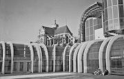 Les arcs-boutants - Forum des halles- Eglise Saint Eustache..
