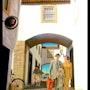Affiche hôtel vintage au Portugal. Bruno Seguin