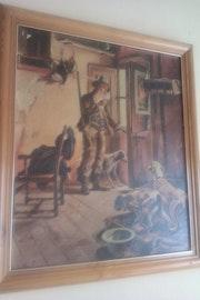 El cazador. Jonathan Hidalgo Ferris