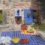 Eté en Provence / Peinture en extension. Mariraff