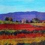 Palette d'automne / peinture en extension. Mariraff