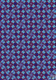 Bordeaux bleu turquoise. Paule r