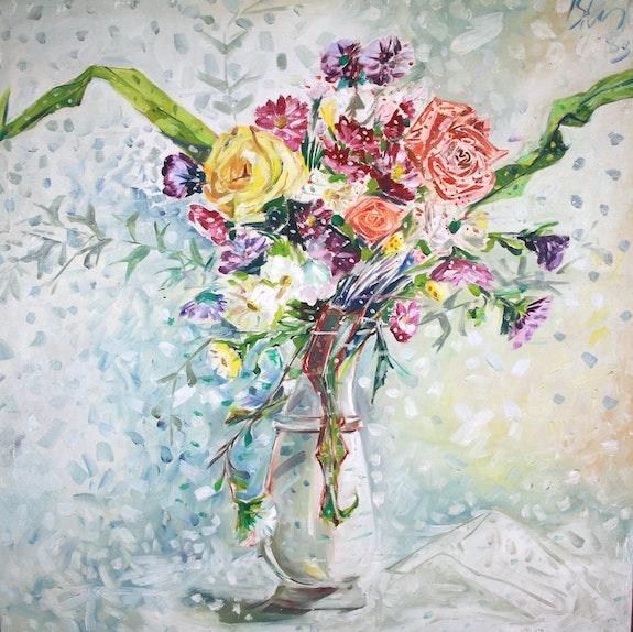 Flowers. R B Bhaskaran Vijay Chordia