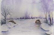 Silence en hiver. Paula Pauna