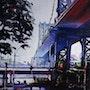 The bridge. Clotilde Nadel