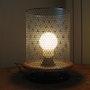 Lampe «aspifilter». Henrim