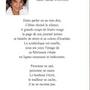 Video sur mon dernier roman «mortel silence». Marie Thérèse Wininger