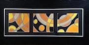 Yellow planets.