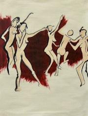 «Les danseuses sauvages».