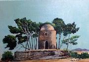 Le moulin de la montézane.