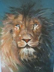 «Le roi de la jungle». Eliane Bordarier