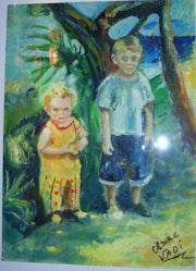 Les enfants du paradis. Claire Leria