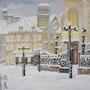 Québec-ville sous la neige…. Ody
